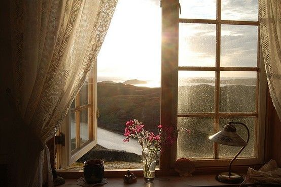 I would love to have a view like this!