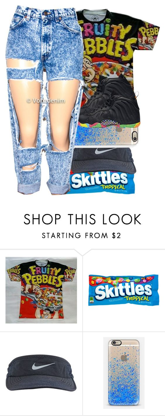 """""""I Love Them Shoess"""" by prettygurl21 ❤ liked on Polyvore featuring NIKE and Casetify"""