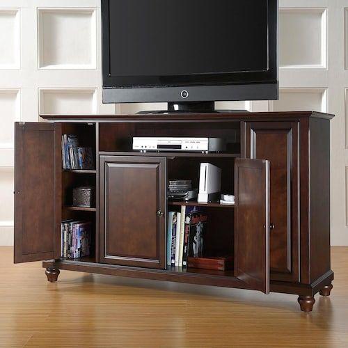 Crosley Furniture Cambridge Large Tv Stand Large Tv Stands Crosley Furniture Tv Stand