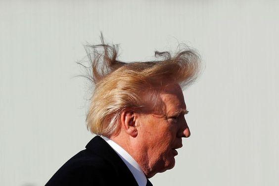 風のいたずら トランプ大統領