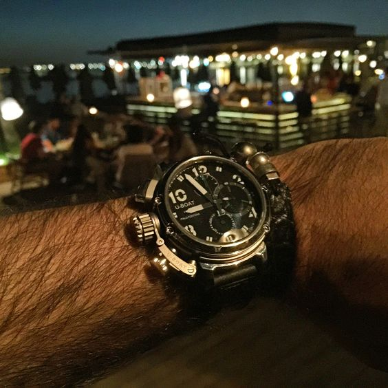 @SOTHILinc: Gearing up for Saturday night    .. terrace essentials! #uboatwatch #romeojofficial #luxury