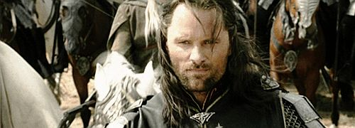He was Aragorn son of Arathorn, the nine and thirtieth heir in the right line from Isildur, and yet more like Elendil than any before him.