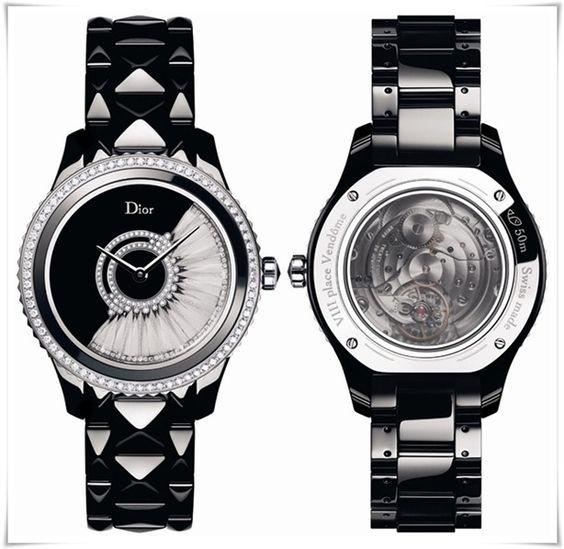Dior VIII Watches Grand Bal Plume 04