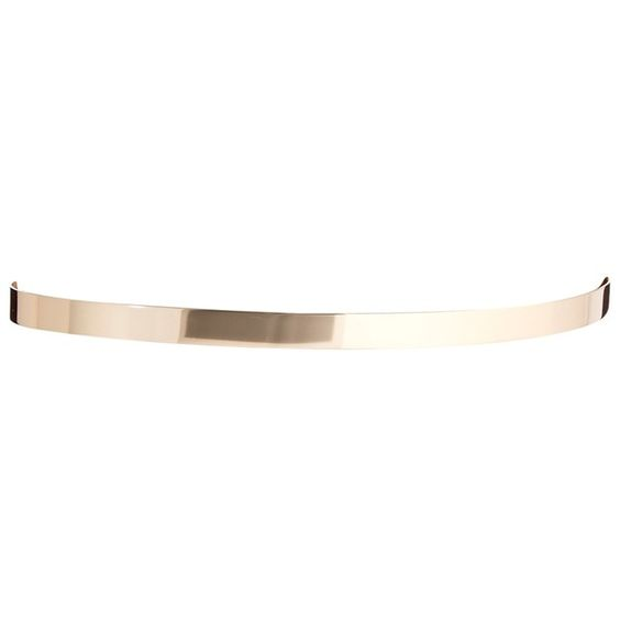 Belt by ASOS Collection 100% Metal Gold-tone finish Smooth plate Set on chunky, curb chain Adjustable lobster clasp fastening Adjustable length and can be worn…