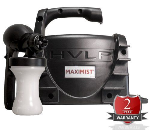 Maximist Xl Hvlp Spray Tanning Machine With Helia 2 0 Gun