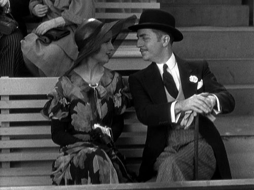 William Powell & Carole Lombard in Man of the World (1931)