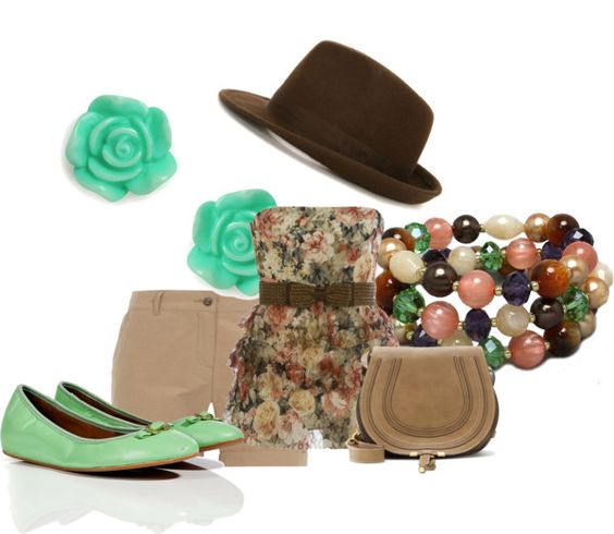 """Tarde de Verano"" by coromitas on Polyvore"
