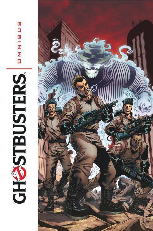 Ghostbusters Omnibus Comics Ghostbusters Ace Comics