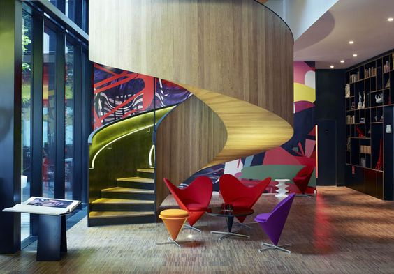 BlogTour London: Citizen M - The New Hotel Experience