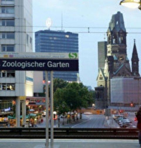 Bahnhof Zoo In 2020 Berlin Germany Berlin Germany