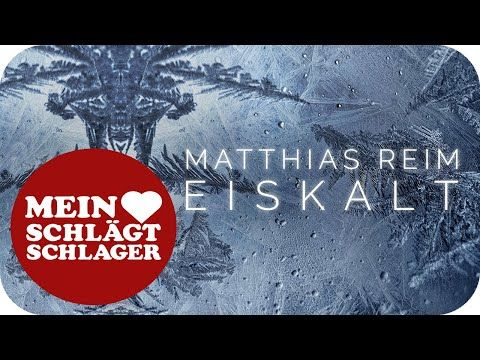 Matthias Reim Eiskalt Offizielles Lyric Video Youtube