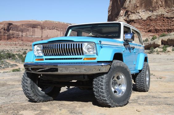 We Get Handsy with the 2015 Easter Jeep Safari Concepts