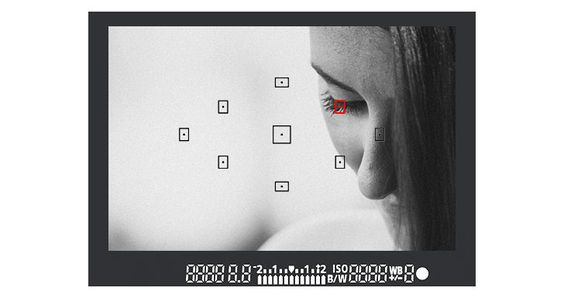 Já falei aqui sobre como fazer uma foto com fundo desfocado, mas mesmo quando queremos o fundo desfocado... Algo estará em foco! Como fazer este foco ficar onde queremos? ISO 100 | 35mm | f/1.4 | 1...