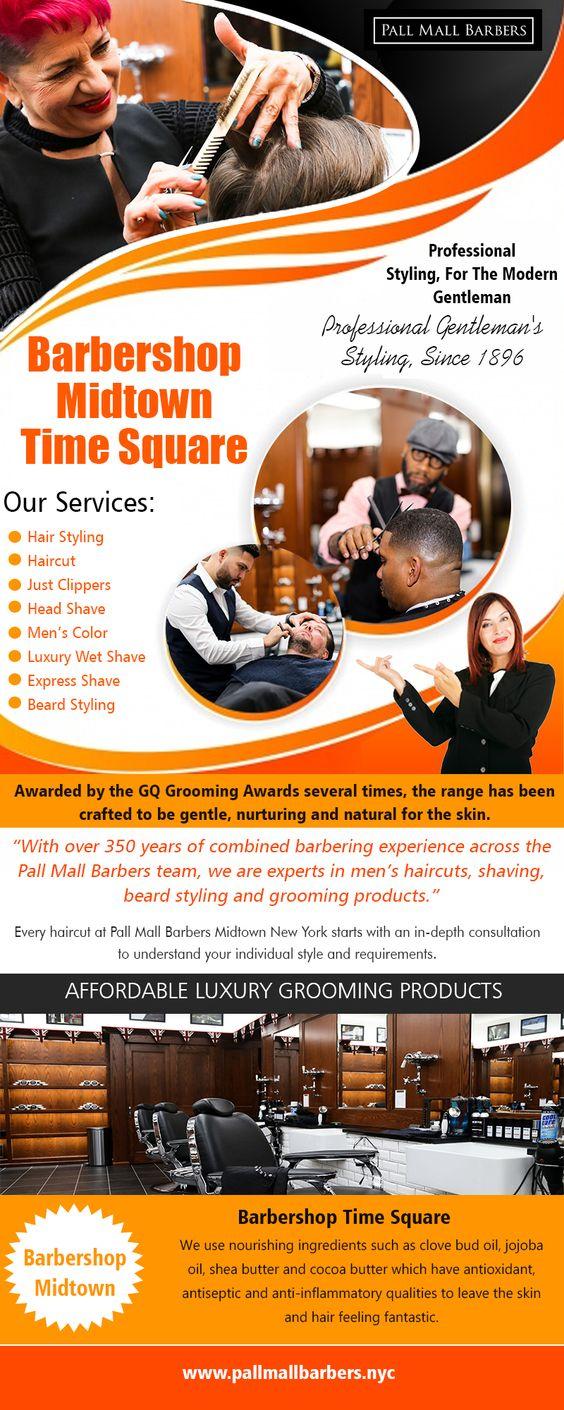 Barbershop Midtown Time Square