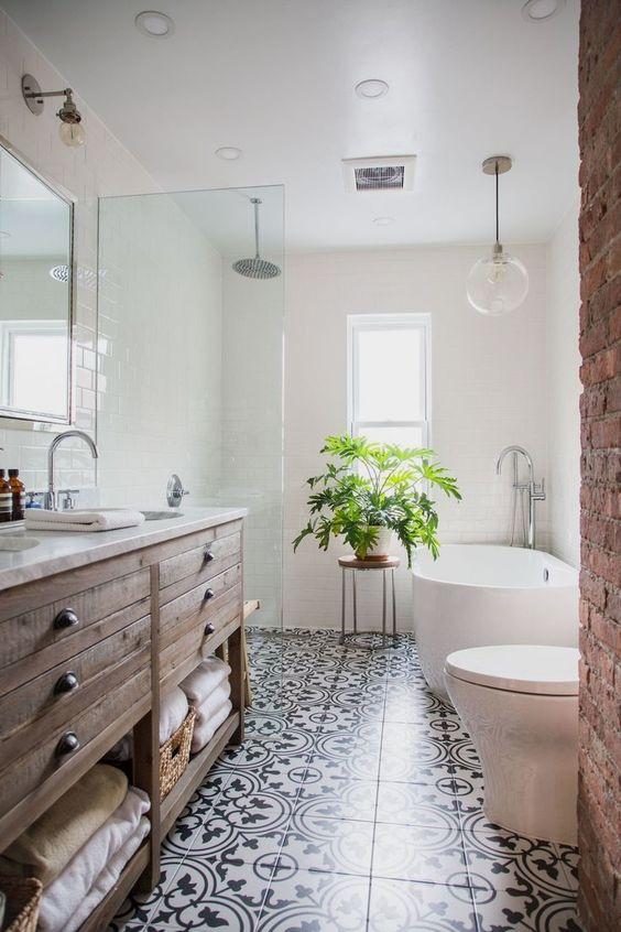 ニューヨーク インテリア トイレ コーディネート例