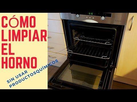 Cómo Limpiar El Horno Sin Esfuerzo Y En 2 Minutos Con Este Genial Truco El Cómo De Las Cosas Cleaning Oven Cleaning Hacks