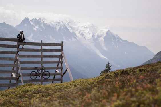 end of season downhill biking by kenji teshima on 500px