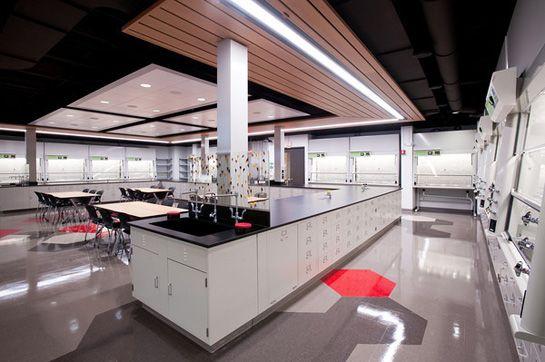 hutchison hall gets new organic chemistry teaching lab Laboratory Animal Facility Design Laboratory Entrance Interior Design