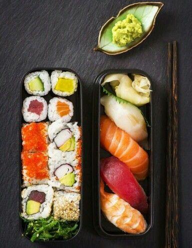 Sushi mhhhhm