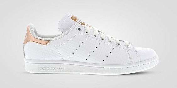 Adidas Stan Smith Damen Rosa