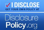 Disclaimers & Disclosures & Blogging. Click through to read more.