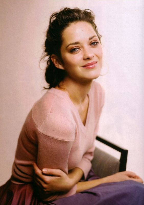 Marion Cotillard. She would make an amazing Rilla if her hair were slightly…