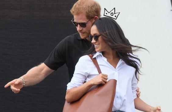 Meghan Markle renuncia a Suits para casarse con el príncipe Harry?