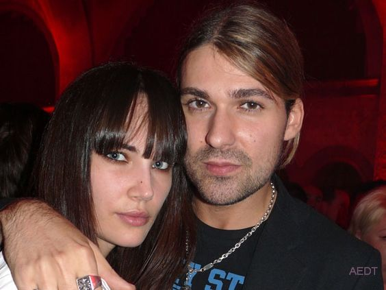 David Garrett beautiful ♥ David Garrett, girlfriend Tatjana Gellert