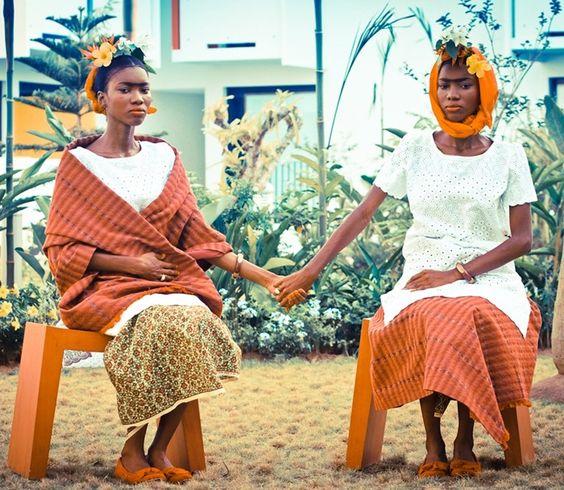 Fridas, Series Re-Mixing Hollywood (2013) Photography by Omar Viktor Diop, Dakar Biennale 2014
