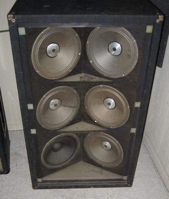 Used bass cabinet - Zeppy.io