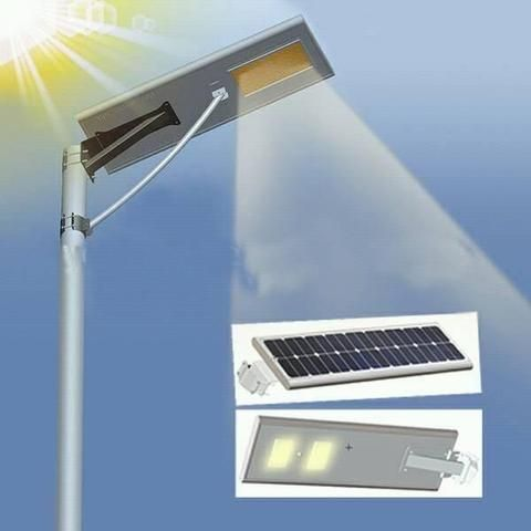 150w Solar Street Light With Motion Sensor Remote Control Automatic Day Night Switch Solar Street Light Street Light Solar Panel Lights