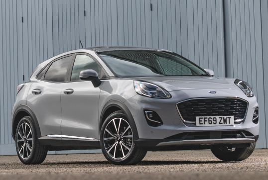 Ford Puma Titanium Uk Spec 2020 En 2020