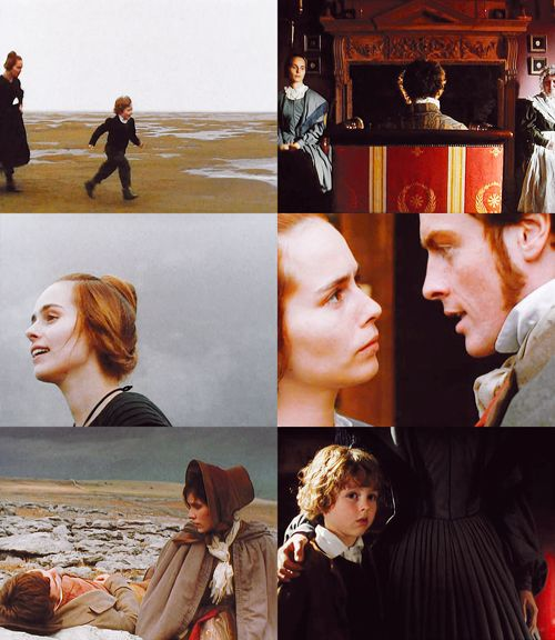 The Tenant of Wildfell Hall (1996).  Such a tragic story.  Well acted, if a bit dark and adult.