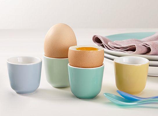 na vajíčka