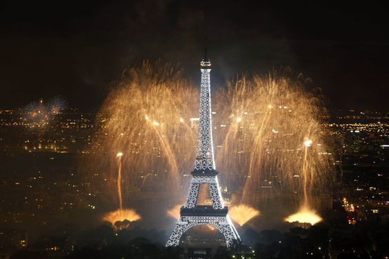 history of bastille day in france
