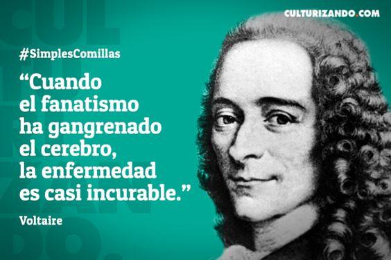 El 21 de noviembre de 1694 en París, Francia nació François-Marie Arouet , mejor conocido como Voltaire. Este...