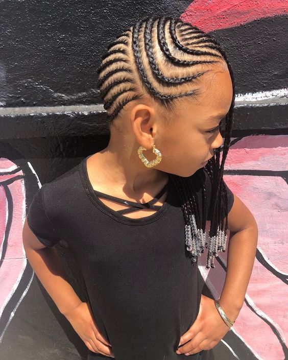Braided Hairstyles For Kids Kids Hairstyles Girls Lil Girl Hairstyles Hair Styles