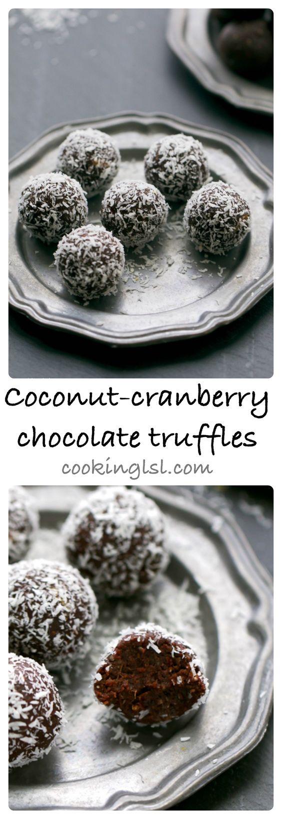 raw-coconut-cranberry-chocolate-truffles-recipe