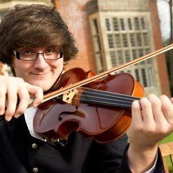 Elliot Corner: Violist and Composer