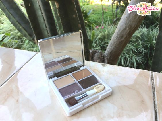 Isi Beauty Pouch Mertua - Makeup - Pure Radiant Shadow no 6 - Classy Mood