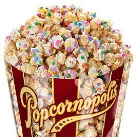 Cupcake Popcorn