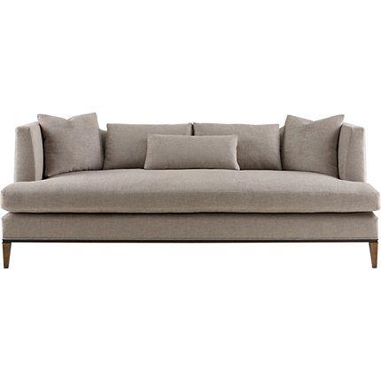 Baker furniture sofas and furniture on pinterest for Baker furniture sectional sofa