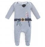 Stella McCartney Kids Pirate Print Babygrow