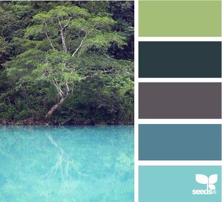 Umgebungsfarbe