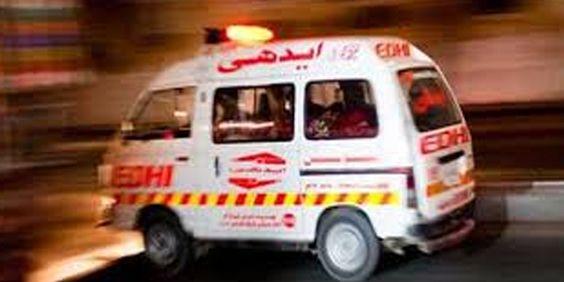 Bus-truck collision in #Lasbela leaves five dead, injures 14