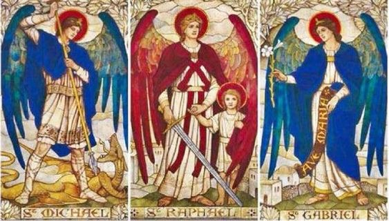 Prayer to the Archangels – Verbum Bible