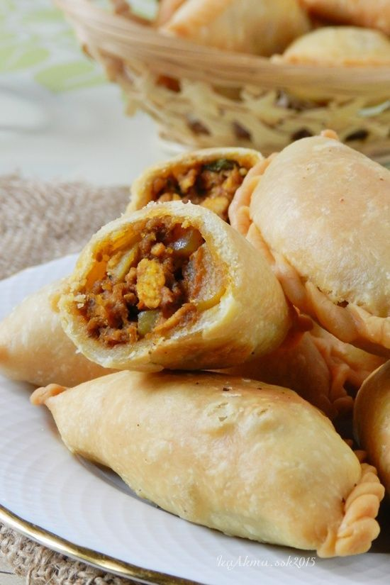 Karipap Rangup Sedap Singgahsana Kitchen Resep Makanan Pembuka Makanan Resep Makanan