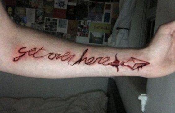 Scorpion tattoo idea? Maybe?