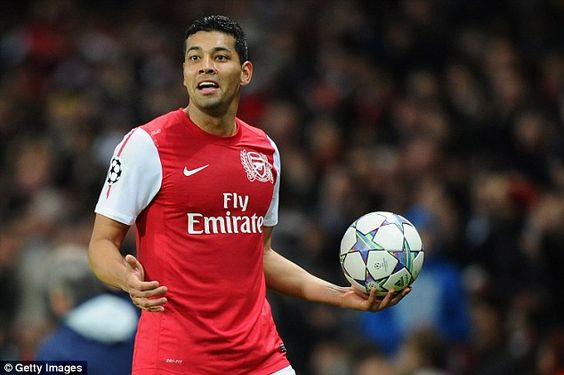 Andre Santos will team up with former Arsenal midfielder Robert Pires at FC Goa...