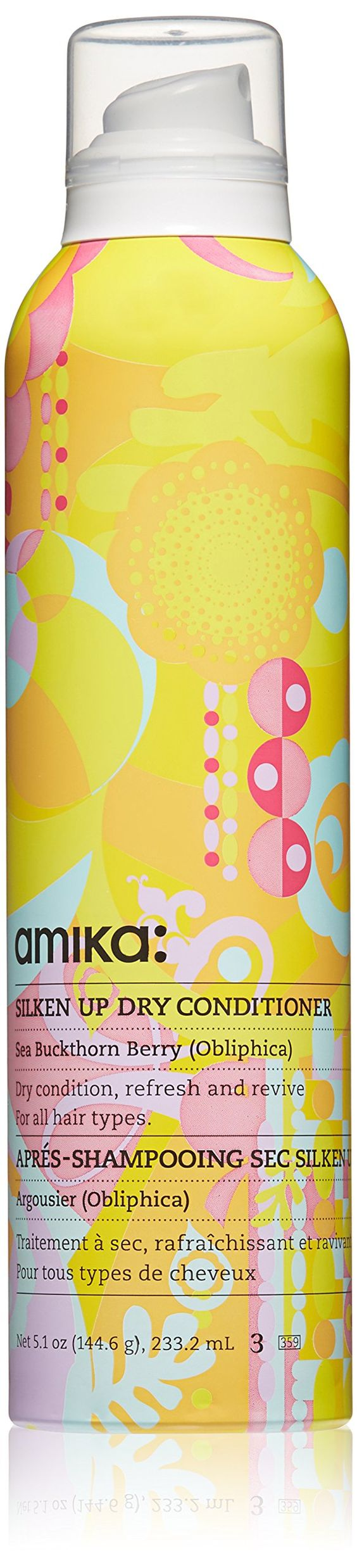 Amika Silken Up Dry Conditioner Dry Conditioner Dry Shampoo Amika